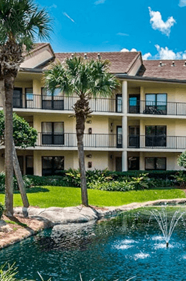Another great picture of our St. Augustine resort rentals.