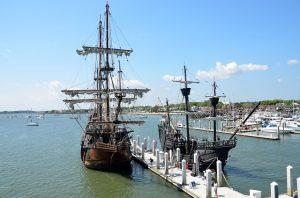 St. Augustine Pirate Ship Black Raven